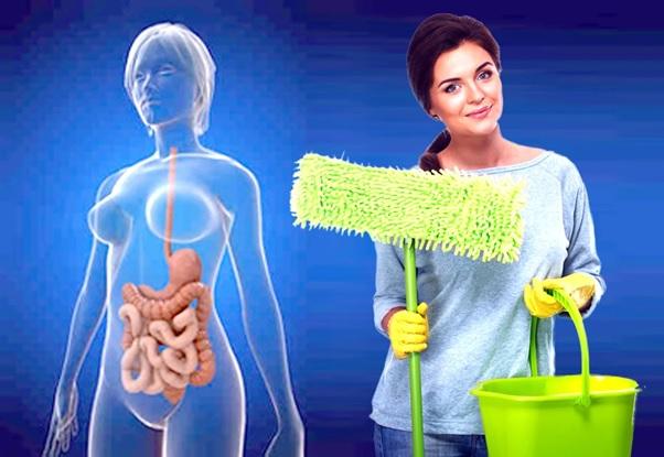 Cпособы очищения кишечника
